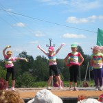 детская танцевальная группа Дома культуры
